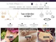 screenshot http://www.laperledargent.com bijoux argent 925 et pierres fines