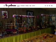 screenshot http://www.laperleraie.com achat de perles