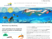 Activités nautiques en Guadeloupe