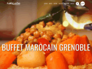 screenshot https://www.larcade.fr L'Arcade Restaurant Marocain