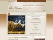 screenshot http://www.lareserve-carqueiranne.com restaurant carqueiranne : la réserve