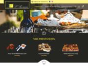 screenshot http://laromence.fr L'Aromence Restaurant provençal Marseille 8eme