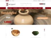 Vente en ligne de  produits artisanaux
