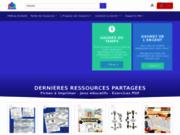 screenshot https://www.lasalledesmaitres.com/ ressources pédagogiques