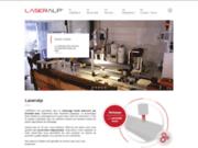 Laseralp, le spécialiste du nettoyage de haute précision par laser de cylindres céramiques