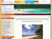 screenshot http://www.lasterrenasinfos.com las terrenas infos