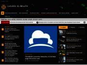 screenshot http://www.latable-du-moulin.com restaurant près d'Angers 49