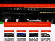 screenshot http://www.latelier-publicitaire.ma/ panneau a marrakech
