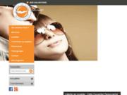 screenshot http://www.latelierdulunetier.com/ modèles de lunettes originaux et exclusifs