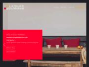 screenshot http://www.latelierdumarais-iledere.com agencement intérieur à l'Ile de Ré 17