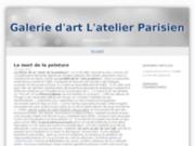 L'Atelier Parisien - Vente de tableaux et découverte de l'art