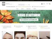 screenshot http://www.latitudezen-institutdebeaute.com maquillage permanent, extensions de cils