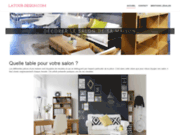 LA TOUR, mobilier contemporain et design