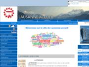 Lausanne-Accueil (Suisse)