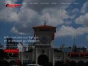 screenshot http://www.lavieasaigon.fr/ La vie a Saigon