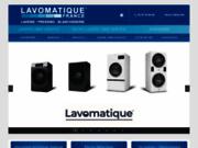 screenshot http://www.lavomatique.fr lavomatique : laveries en libre service