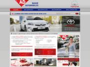screenshot http://www.lc-autos.com garage autos au Landreau 44