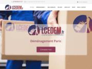 LCED - Entreprise de déménagement Paris