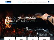 screenshot http://www.le-barbecue.com le spécialiste du barbecue argentin !