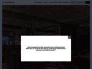 screenshot http://www.le-carre-restaurant.fr restaurant dans les yvelines
