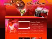 screenshot http://www.le-chatham.com/ club et boite de nuit dans le nord-pas-de-calais chez le chatham.