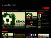 screenshot http://www.le-graffiti.com graffiti