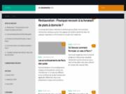screenshot http://www.le-graindorge.fr Le Graindorge, Restaurant à Paris 17eme