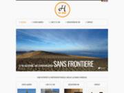 screenshot http://www.le-hil-aquitaine.com guide vacances touristique aquitaine