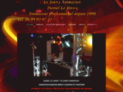 screenshot http://le-johnny-animation.com animation mariage finistere animateur mariage 29