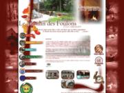 Le moulin des Foulons, gite et chambres d'hotes, environnement écologique en Touraine