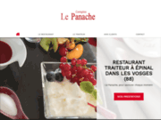 Le Panache, restaurant traiteur dans les Vosges
