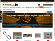 Accessoire scooter, tunning scooter sur Le-Scooter.com