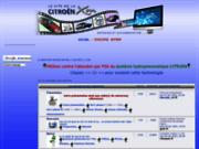 screenshot http://www.le-site-de-la-citroen-xm.com le site de la citroen xm