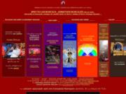 screenshot http://www.le-spectacle.net animation de soirées