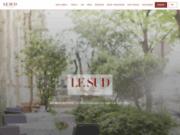 screenshot http://www.le-sud-restaurant.com le sud restaurant