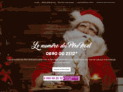 Le site pour appeler le Père Noël et faire grandir la magie de Noël en famille