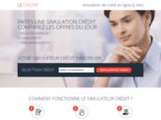 Le Crédit, votre meilleur simulateur de crédit immobilier