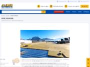 screenshot http://www.leader-carrelages.com leader carrelages