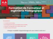 screenshot http://www.learningbydoing.fr jeu d'entreprise et jeu de formation