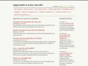 screenshot http://www.lebiz.biz dossiers et actualité du webmaster