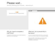 screenshot http://lebondrive.fr/ Comparateur de drives