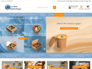 Emballages restauration rapide : Le bon emballage