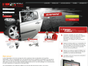 screenshot http://www.lebonreparateur.com comparateur d'entretien automobile