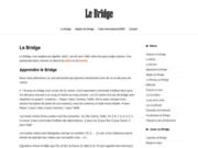 screenshot http://www.lebridge.info jeu de bridge