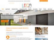 Rénovation : LECA à Villetaneuse 93