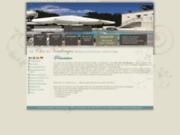 screenshot http://www.leclosdesvendanges.com locations villa moriani corse - le clos des vendanges - accueil et présentation