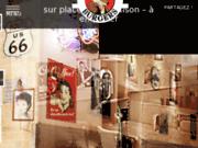 screenshot http://www.lecoyoteburgers.fr/ burgers faits maison à Toulouse