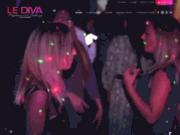 screenshot https://www.lediva.fr/ Le Diva
