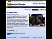 screenshot http://www.ledormeur.net la cabane du dormeur