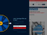 screenshot http://www.leds-boutique.fr Professionnel de la LED, leds-boutique.fr va révolutionner votre éclairage.